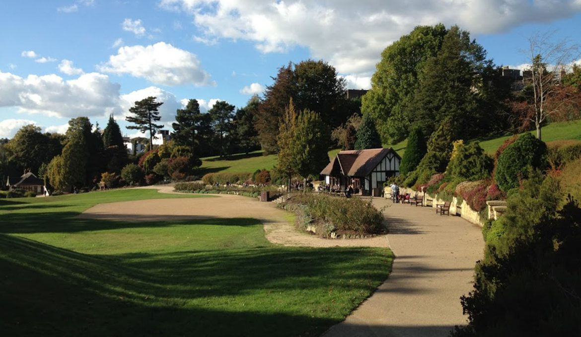 A sunday in Royal Tunbridge Wells