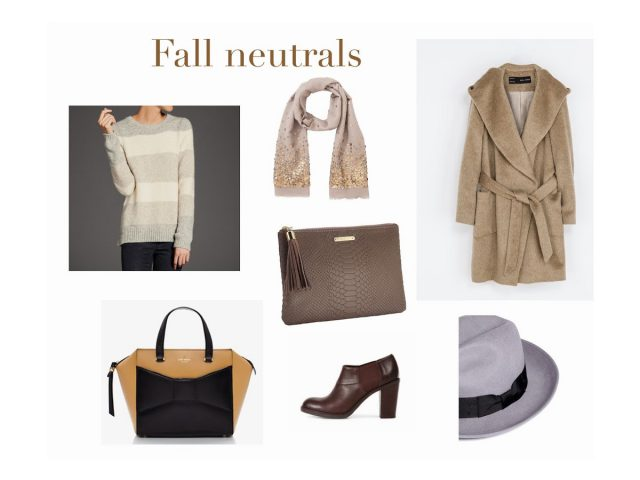 Fall neutrals