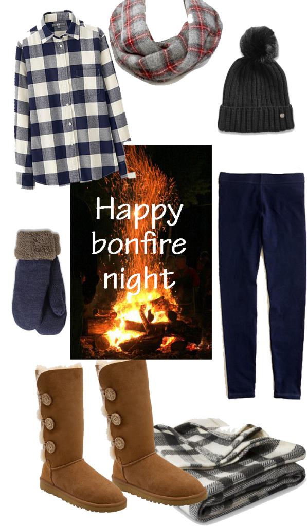 bonfire copy