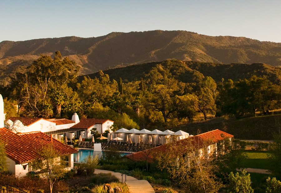 ojai resort