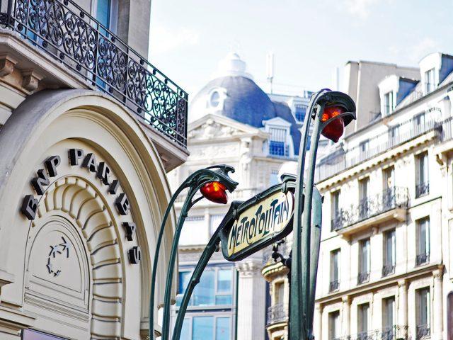 Flâner dans les rues de Paris