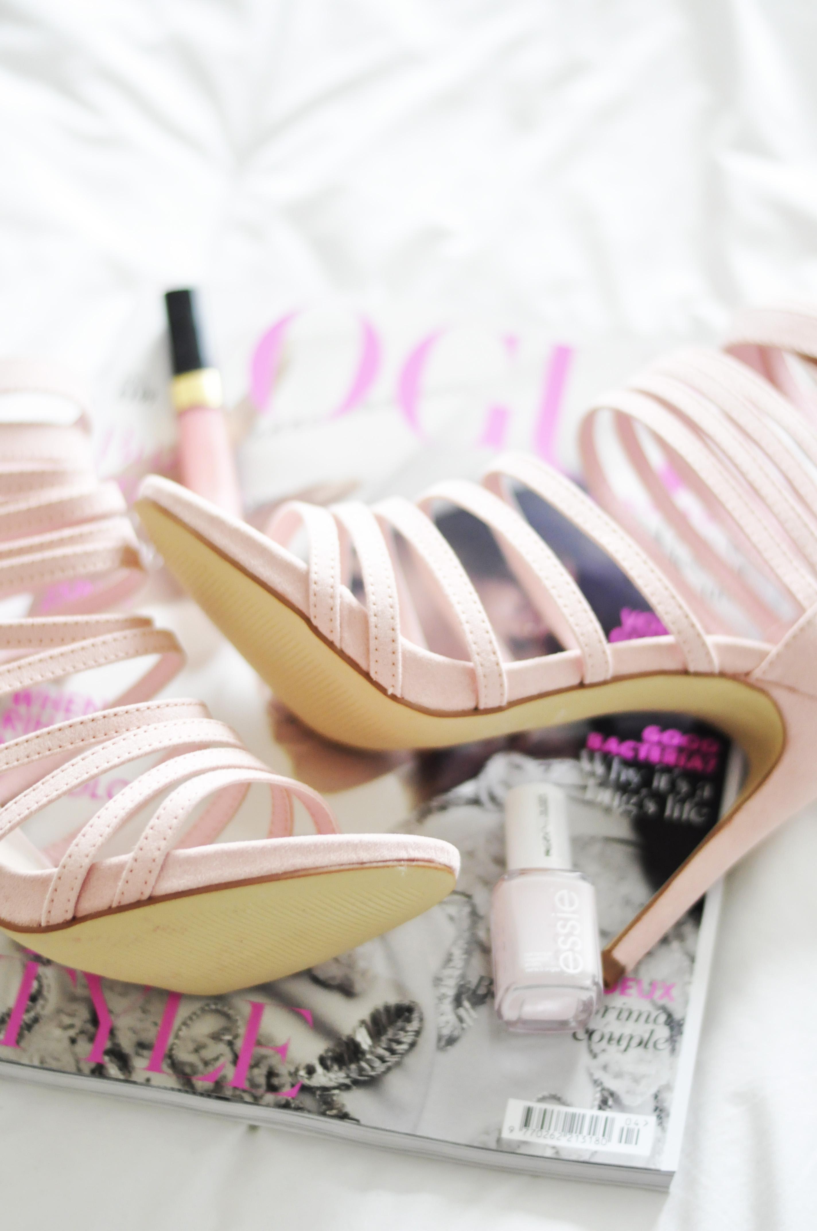 pink packing