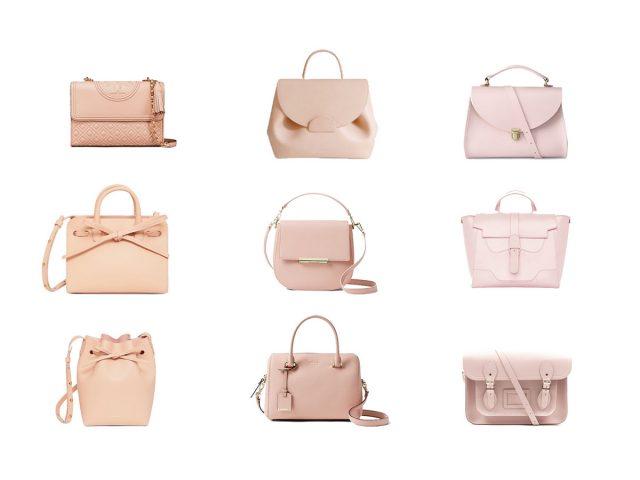 Blush bags